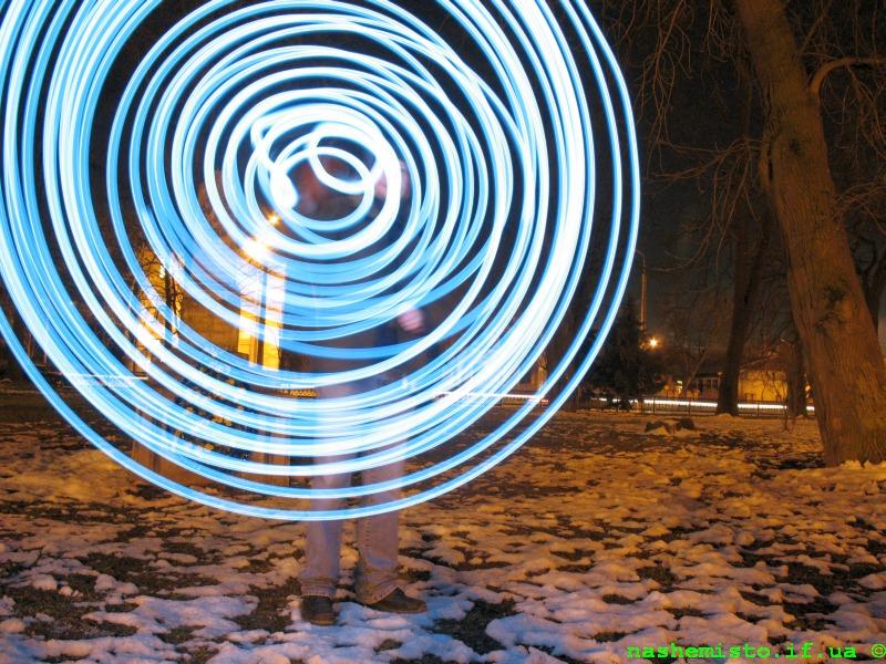 Екзотична фотосесія — фрізлайт НашогоМіста