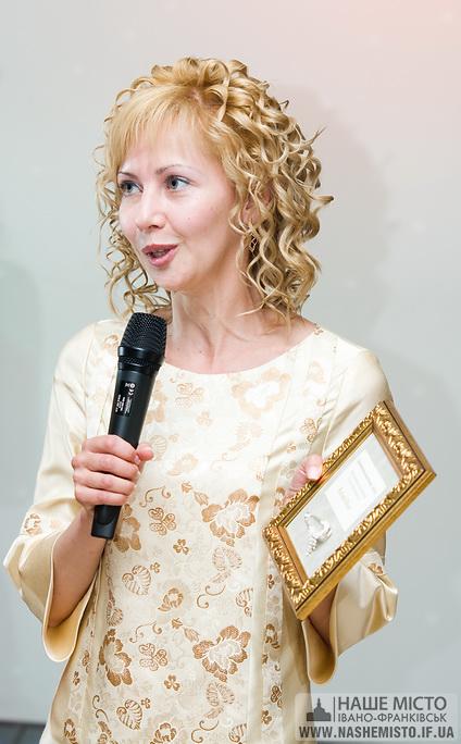 «День блондинки» в Івано-Франківську