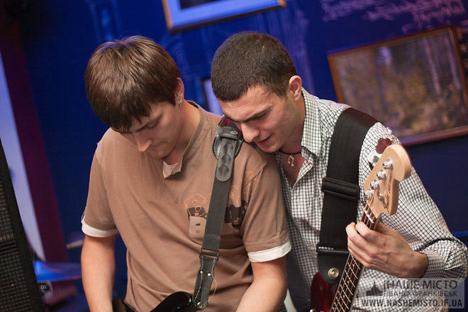 Франківські рок-гурти вперше переграли «Океан Ельзи»