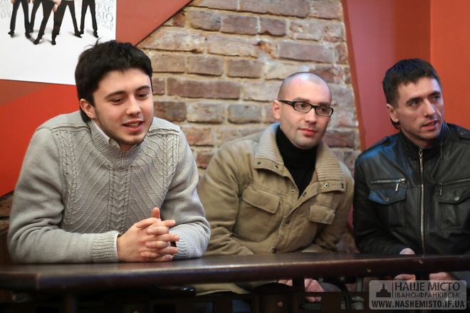 «АнтитілА» вперше виступили в Івано-Франківську