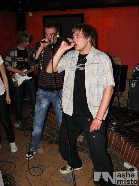 «Dude Bobr» #4» + IF_TemplaR's Birthday Party