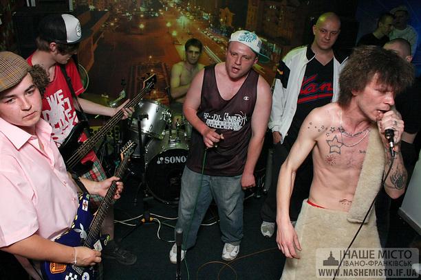 Реп і рок поєднались на вечірці «Франківський абориген»