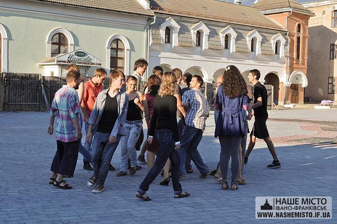 «Порто Франко» вдруге відбувся у Івано-Франківську