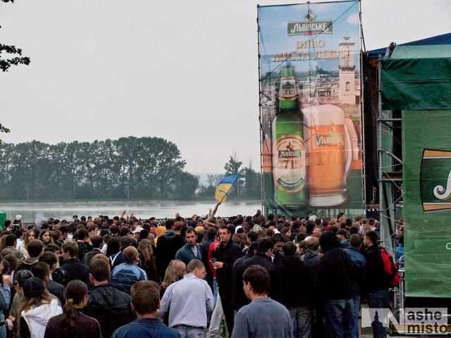 Пивний «Фестиваль 1715» відбувся в Івано-Франківську