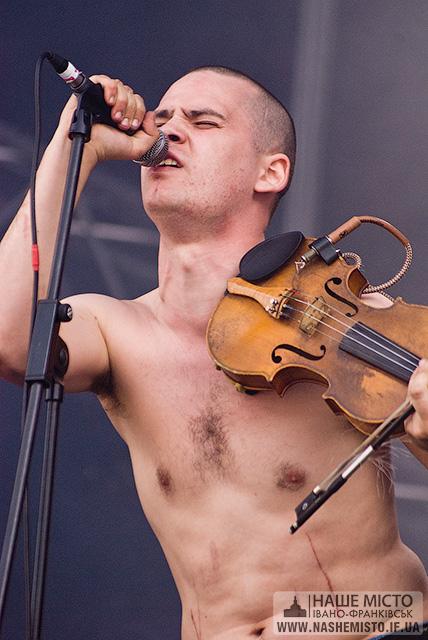 Десять годин музики на фестивалі «Stare Misto 2010»