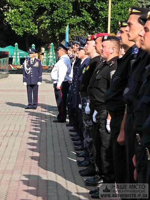 Івано-Франківськ відсвяткував День Державного Прапора України