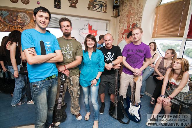 One More Attempt зіграли в Івано-Франківську