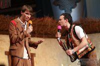 «Батяри» разом з друзями смішили франківців