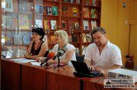 Прес-конференція оргкомітету етнофестивалю «ДженджурФист»