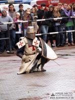 Машина часу на фестивалі «Живе середньовіччя»