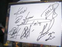 Автограф-сесія групи «Фліт»
