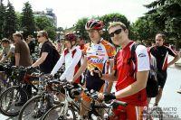 Велодень 2010 в Івано-Франківську пройшов із розмахом